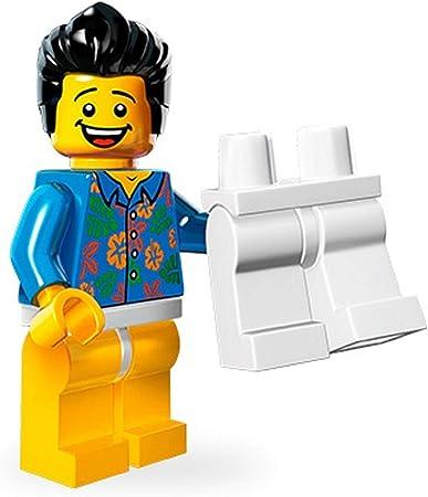 Genuine Lego MOVIE 1 71004 Minifigure Series no.13 /'Where are my Pants?/' Guy