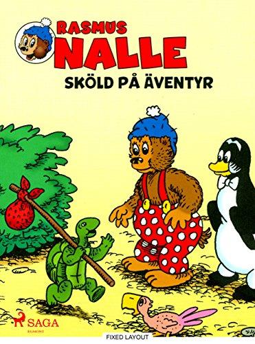 Rasmus Nalle – Sköld på äventyr (Swedish Edition)