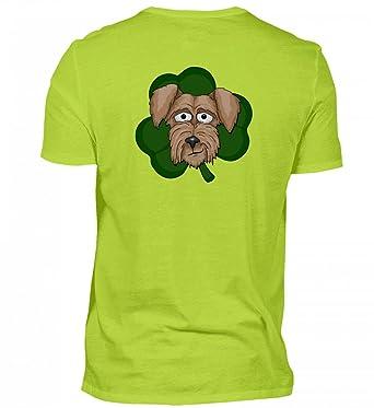 Hochwertiges Herren Premiumshirt - Ein shirt für alle Irish Terrier Freunde  - Dein IT Hund ganz