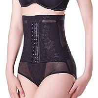 HEETEY Mode Underkläder Formare Kvinnor Kroppsformare Kontroll Smal magkorsett Hög midja Formkläder Underkläder Byxa
