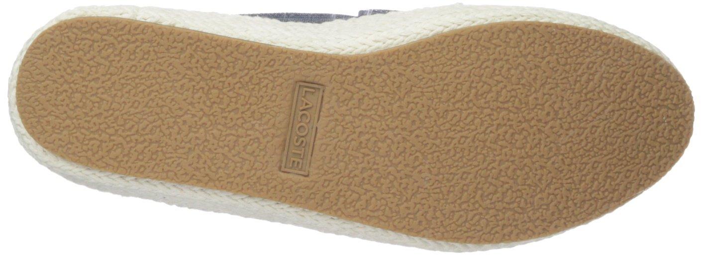 Lacoste Women's Marice Sneaker B074ZW9TN8 9.5 B(M) US|Navy Hemp