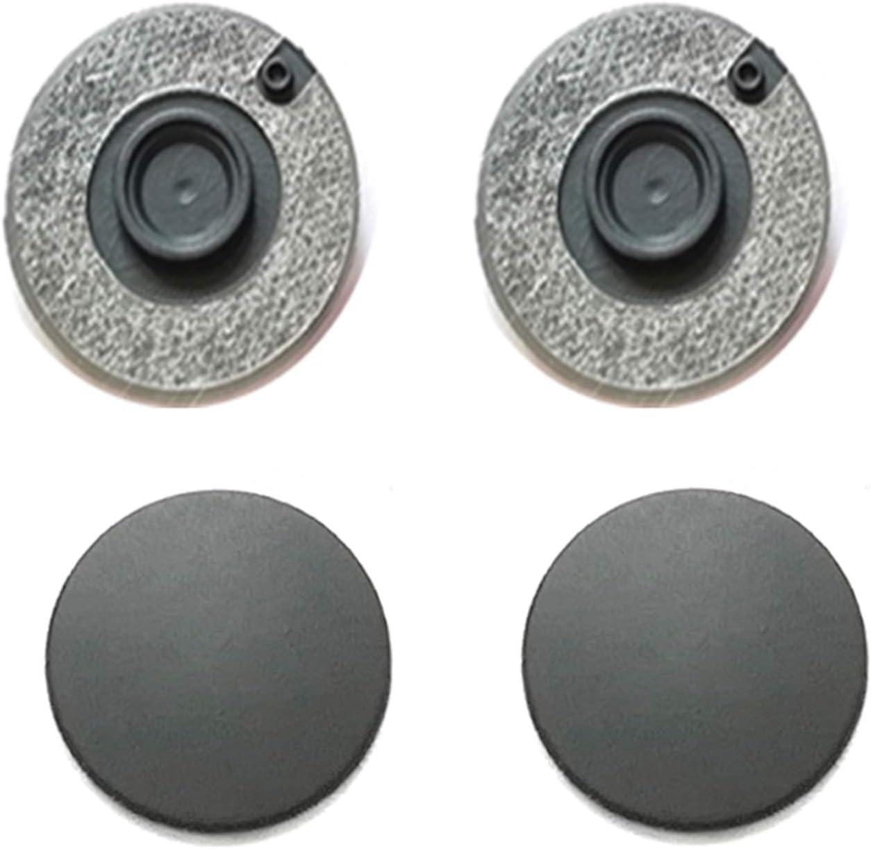 GODSHARK Bottom Base Rubber Feet Foot Pad for Apple MacBook Pro & MacBook Retina A1398 A1425 A1502 (MacBook Retina 2012+)