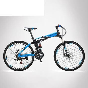 HIKING BK Viajes Bicicleta De 21-Velocidad Bicicleta De ...
