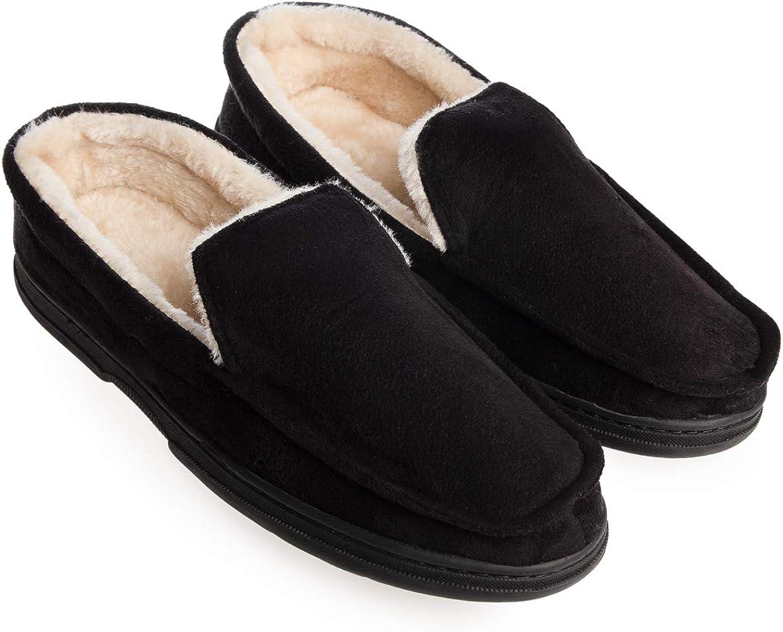 Amazon.com: Gold Toe Mens Slippers