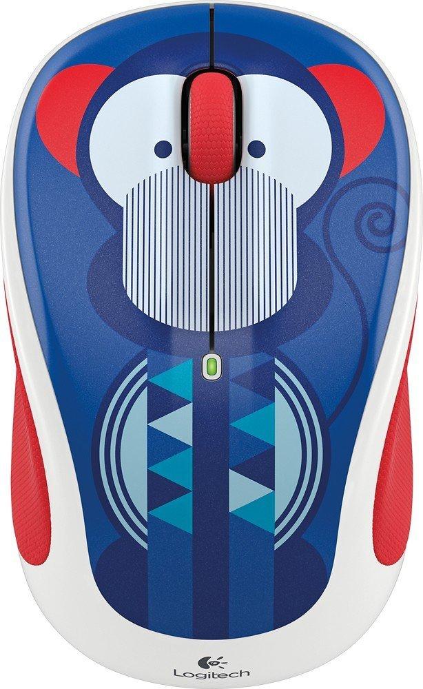 Logitech M325c Wireless Optical Mouse Marc Monkey