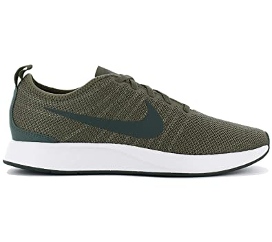 on sale bf678 665eb Nike Dualtone Racer 918227-301 Sneaker Vert Chaussures Homme Baskets  Pointure EU 40 US