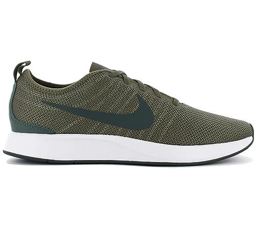 375a74f0f5abc9 Nike Dualtone Racer 918227-301 Footwear Green Mens Trainers Sneaker Shoes  Size  EU 42.5