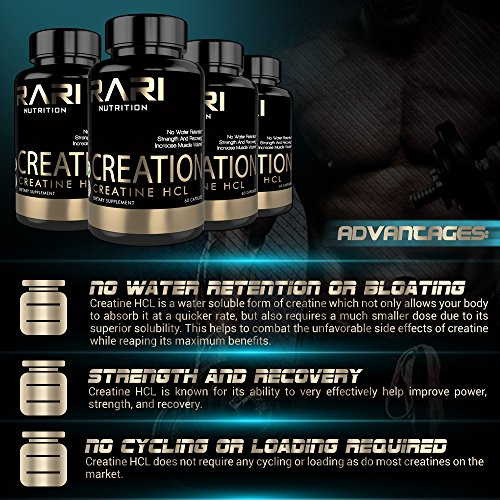 RARI-Nutrition-CREATION-100-Natural-Creatine-HCL-Capsules-for-Muscle-Size-and-Strength60-Count