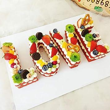 Yamiji Kuchen Form Zahl Die Kuchen Kuchen Form 26 Englische