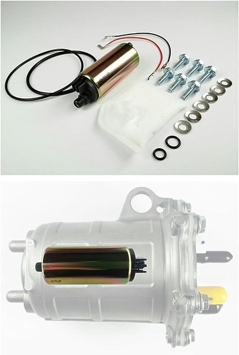 Honda trx420 TRX 420 Rancher Bomba de combustible 16700-hp5 – 602 | Fourtrax cuatro Trax 200...
