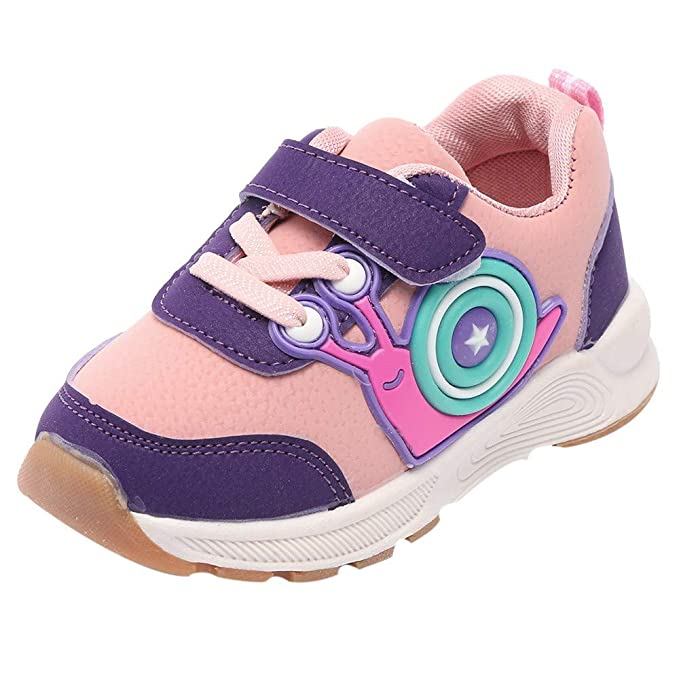 1 3.5 años Niño Niña Bebe Zapatos con Suela Zapatillas