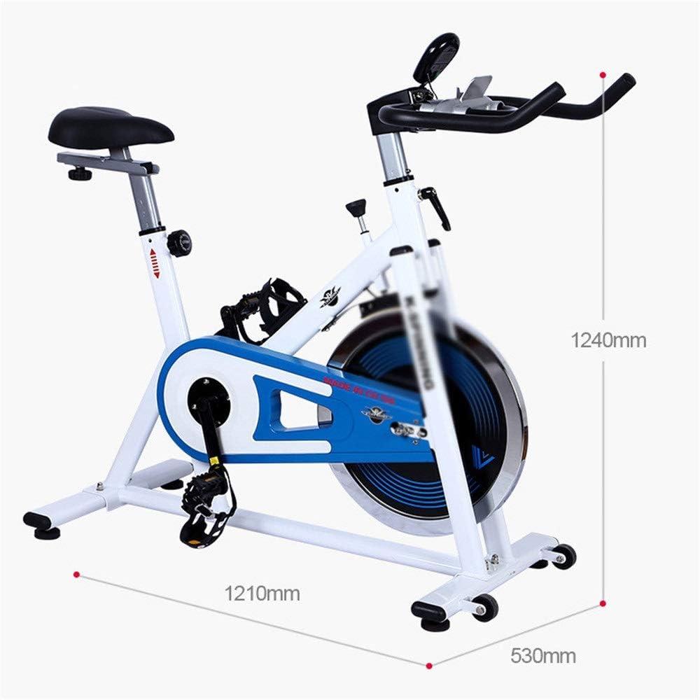 Bicicleta de Ejercicio de Interior Mute Spinning Bike Advanced con ...