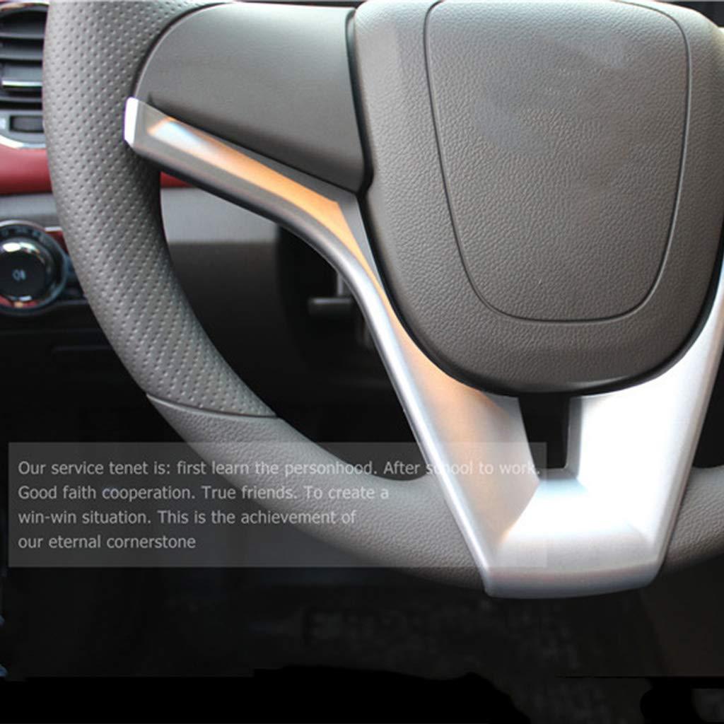Xuniu Autoadesivo della Copertura dellassetto del Volante dellautomobile Chevrolet per Hatchback Classico della berlina di Cruze