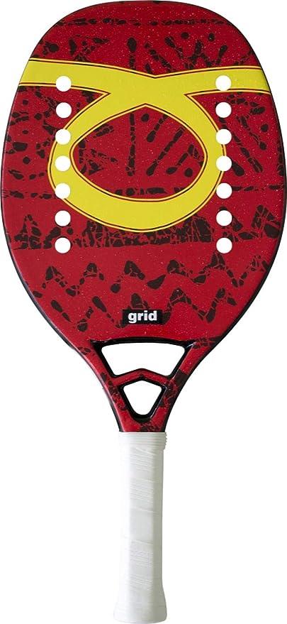 TOM OUTRIDE Pala de Tenis Playa Grid 2019: Amazon.es ...