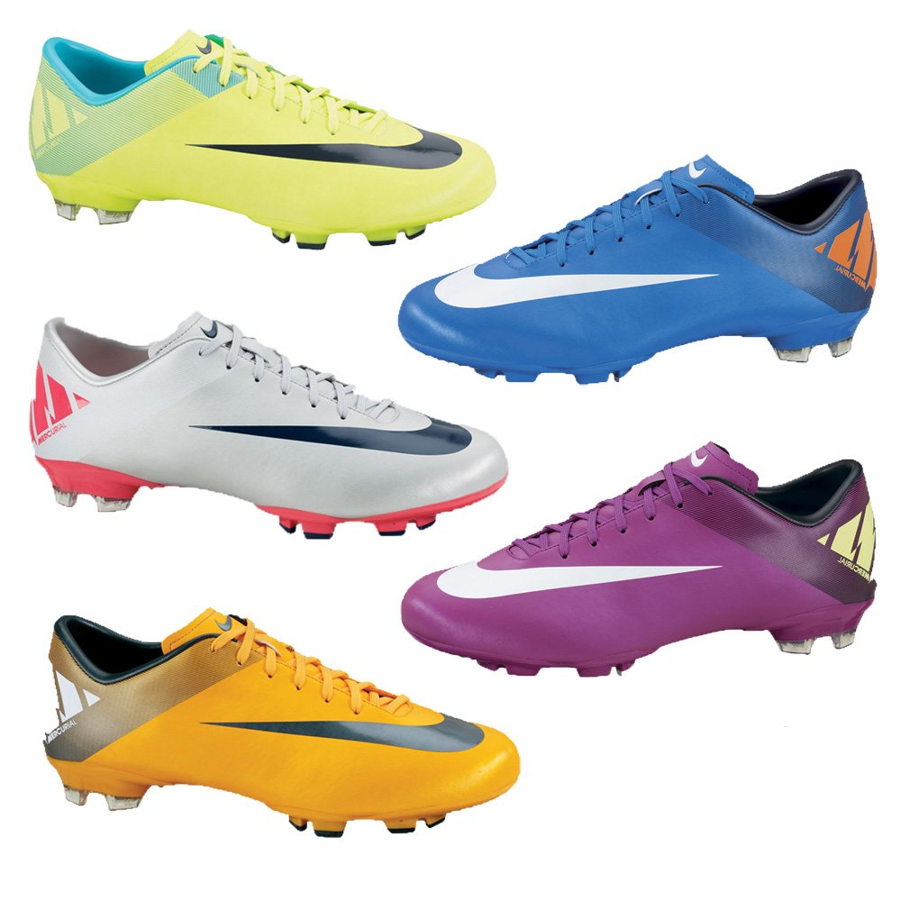 innovative design 95865 95d04 Amazon.com: Nike Mercurial Victory II FG: Sports & Outdoors