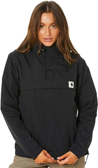 Carhartt W Nimbus Pullover Black Giacca Streetwear Donna AI18 ...