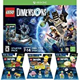 LEGO Dimensions  - Simpson Complete Pack - Xbox One