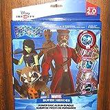 disney marvel disc - Disney Infinity 2.0 Marvel Guardians of the Galaxy Power Disc Album Bundle