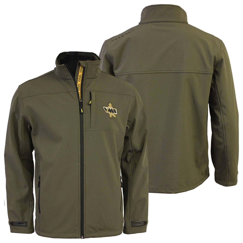 Team Vass Soft-Shell Casualwear Jacket