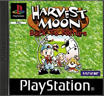 Harvest Moon Back To Nature Software Pyramide Amazon De Games