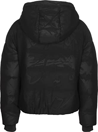 Calvin Klein Jeans Ocoon Puffer W Daunenjacke ck black