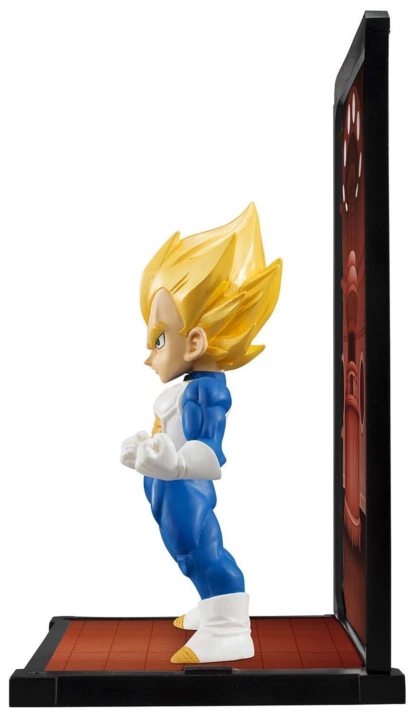 Bandai Tamashii Nations Tamashii Buddies Super Saiyan Vegeta Dragon Ball Action Figure
