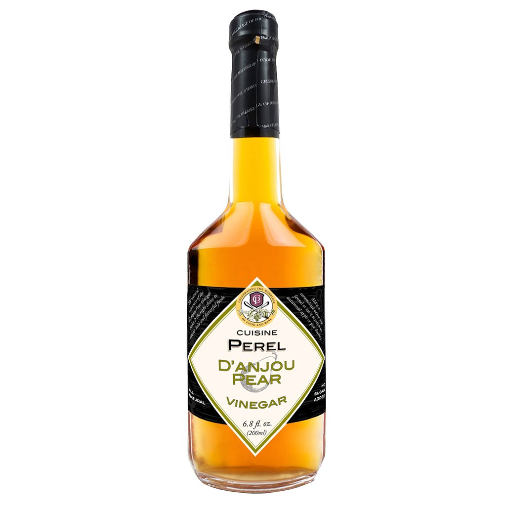 Cuisine Perel, D'Anjou Pear Vinegar, 6.5 Ounce Bottle