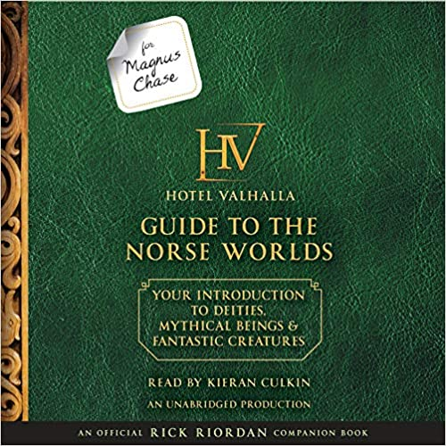 Kieran Culkin - For Magnus Chase: The Hotel Valhalla Guide To The Norse Worlds