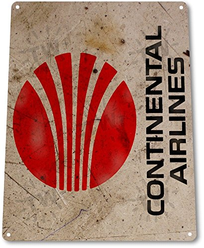 tin-sign-continental-airlines-retro-commercial-aviation-art-crew-airplane-a927