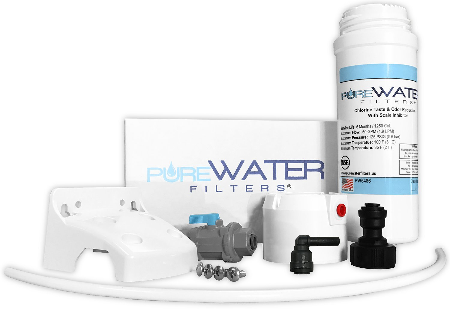 Keurig B150, B200, B3000, B3000se, Deluxe Filter Kit by PureWater Filters