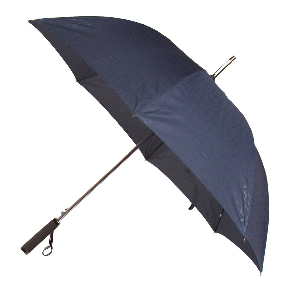 Generic Durable Travel Umbrella Size 54inch Color Blue