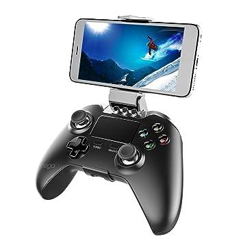 Controlador inalámbrico iPega PG-9069 con Almohadilla táctil Gamepad inalámbrico Joystick (Color: Negro): Amazon.es: Electrónica