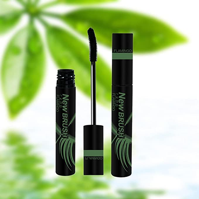 Amazon.com: Inverlee New Eyelash Mascara Long Black Lash Extension Waterproof Eye Cosmetic Makeup Tool (A): Clothing