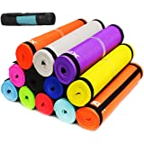 Xn8 Sports Yoga Mat 6mm Soft Non Slip Extra Thick ABs Exercise Fitness Gymnastic Physio Pilates Workout Pad