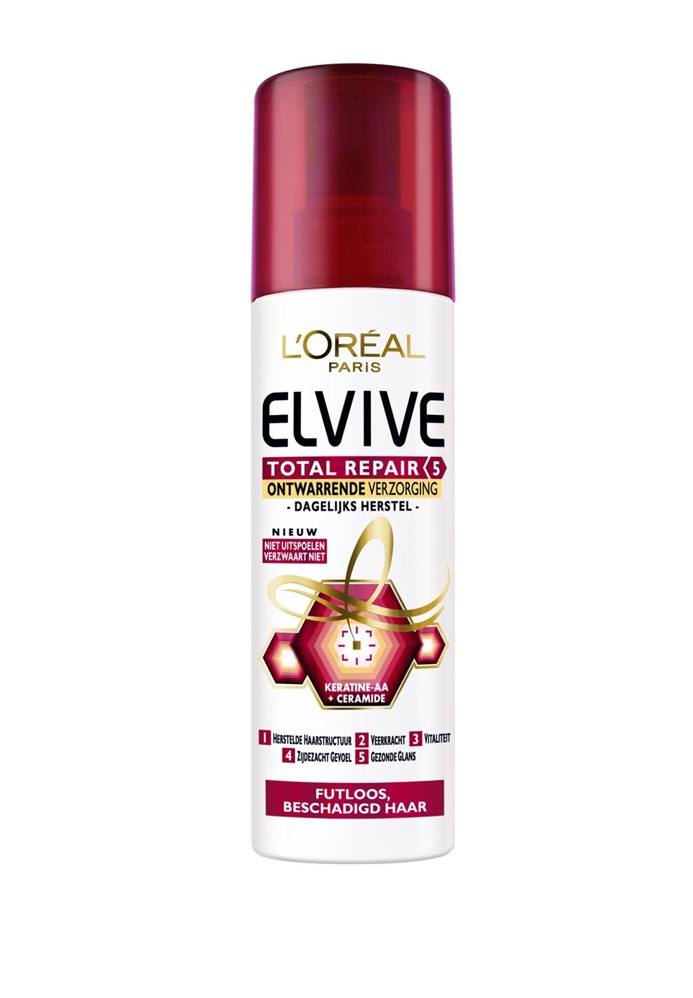 ELSEVE - Spray Capilaire - TOTAL REPAIR 5 - 200ml L' Oréal