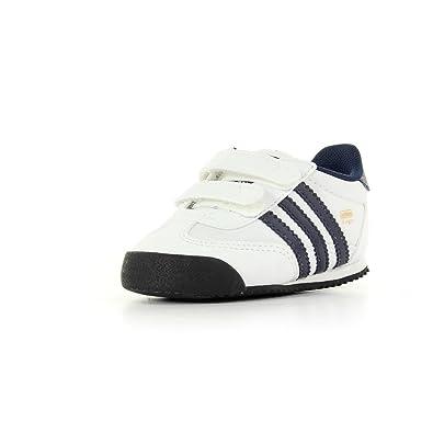 new styles 4a096 3dd7a Adidas Scarpe ginnastica bambino Dragon n 26 bianche apertura strappo  vendita online  Amazon.it  Scarpe e borse