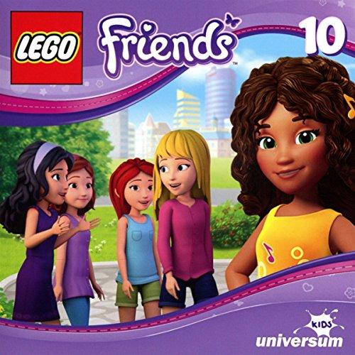 Price comparison product image Lego Friends (CD 10)