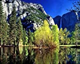 Product review for Landscape Landscape Mountain Diamond Painting Cross Stitch Diamond Embroidery 5D Diy Handmade Diamond Mosaic Picture Rhinestones Full Gift Resin