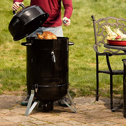 Cuisinart-COS-118-Vertical-18-Charcoal-Smoker-Black