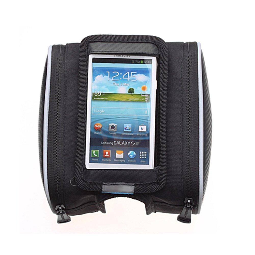 GEZICHTA Funda para teléfono móvil (impermeable, con soporte para pantalla táctil)