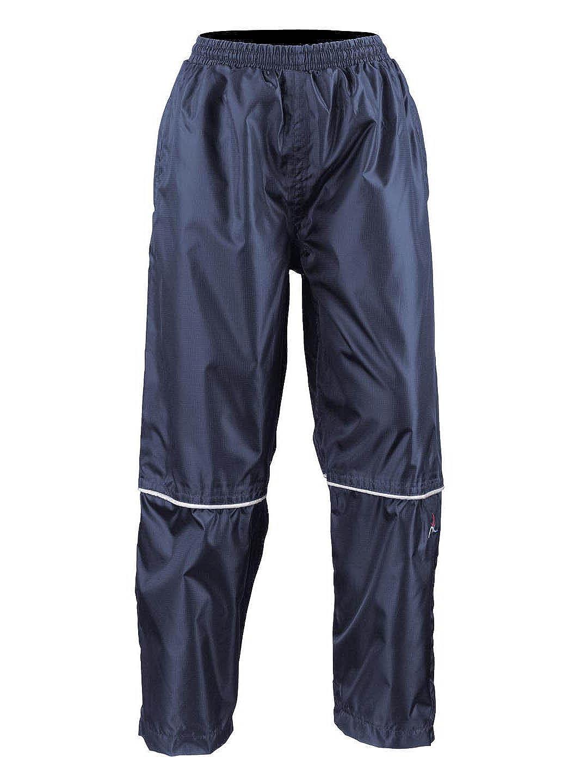 Result niños/jóvenes impermeable 2000pro-Coach pantalones Unisex adulto color azul marino tamaño 13 años penship