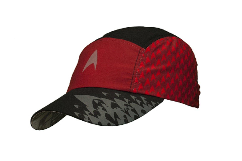 Brainstorm Gear Star Trek Running Hat - Engineering Red