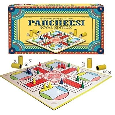 Nceonshop(TM) Parcheesi Royal Edition New: Electronics