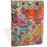Paperblanks Laurel Burch Flutterbyes Midi Notebook Lined Writing Journal Blank Sketch Book (Laurel Burch Collection Playful Creations)