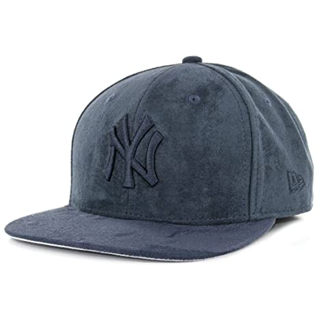 ebd9ff1a50a ... denmark new era 9fifty quotsolid suedequot new york yankees snapback  hat acb7a 1beb9