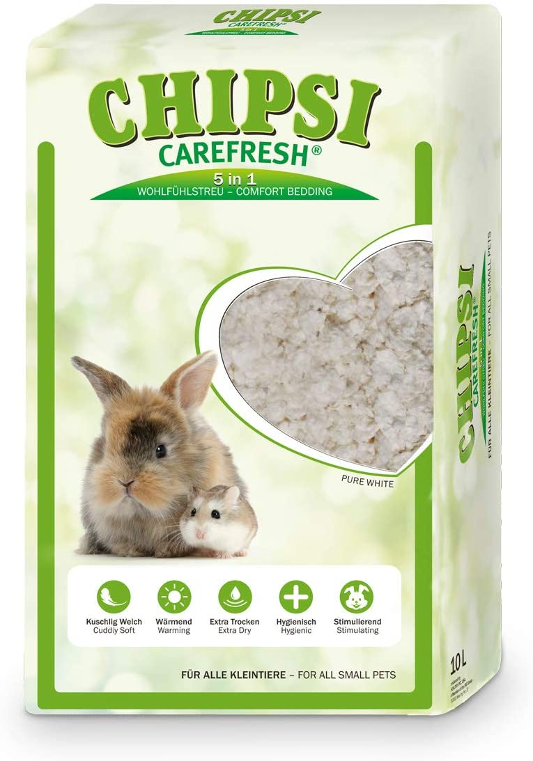 Chipsi Carefresh Pure White - 10 L