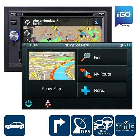 Blaupunkt iGO Primo - Software de navegación para Coche ...