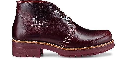 Botin Panama Jack Block B1 Burdeos 40 Morado: Amazon.es: Zapatos y complementos