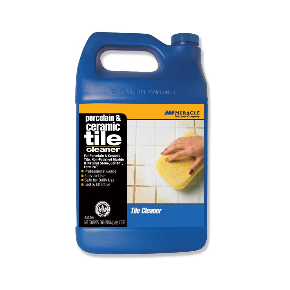 Miracle sealants pctc qt sg porcelain and ceramic tile cleaner miracle sealants pctc qt sg porcelain and ceramic tile cleaner quart amazon dailygadgetfo Images