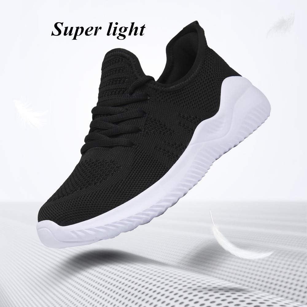 Scarpe da Corsa Donna Running Scarpe Ginnastica Sportive Fitness Sneakers Leggero